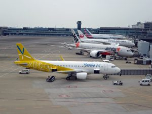 国内LCCは早朝の出発便も多く、早朝時間帯の空港アクセスが課題となっていた