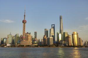 新規就航が相次ぐ上海