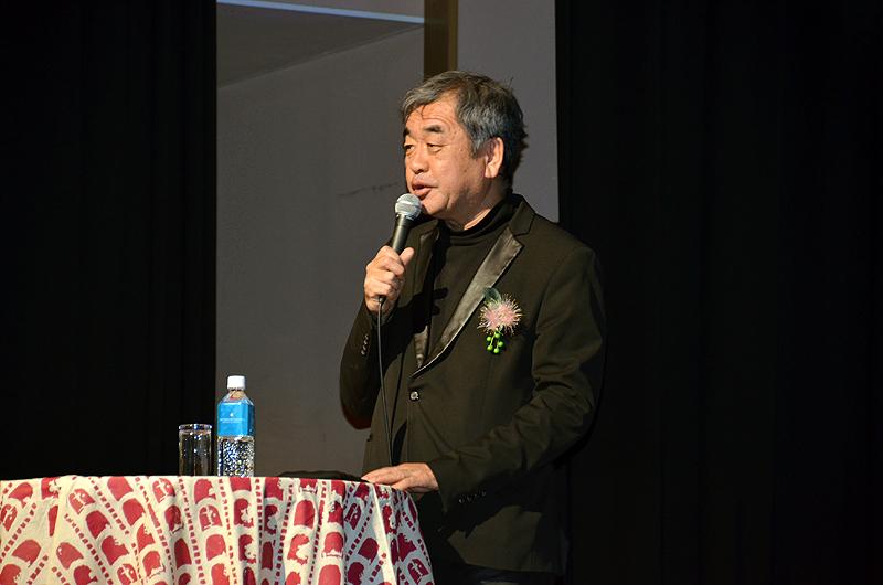 新国立競技場の設計を手掛ける建築家の隈研吾氏