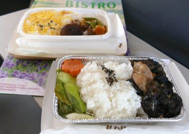 春秋航空日本(Spring Japan)の新機内食