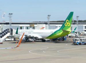 春秋航空日本の4号機(JA04GR)