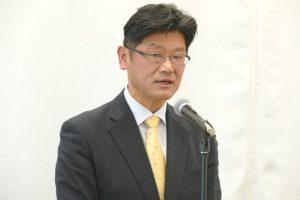 バニラエア代表取締役社長の五島勝也氏