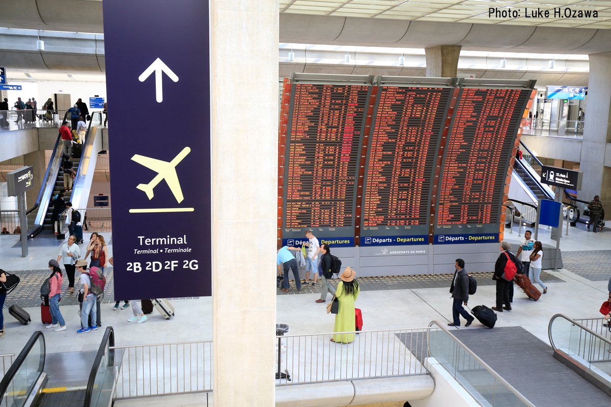 シャルル・ド・ゴール空港 第2ターミナル