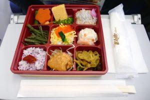 バニラエア弁当〝彩〟 (吸い物付き・1,000円)