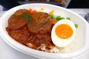 ロコモコ風バニラエアごはん(750円)