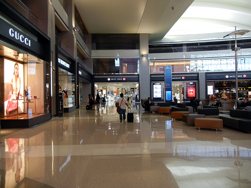 ロサンゼルス空港