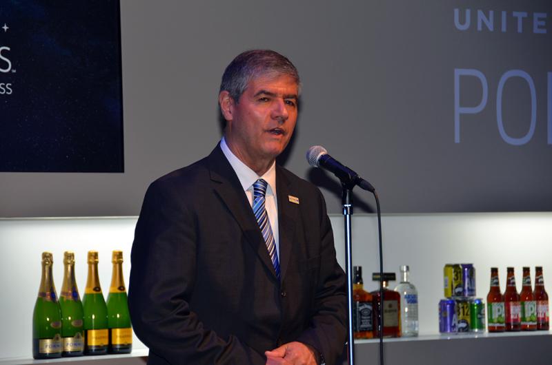 ユナイテッド航空のマセル・フークス アジア太平洋・大西洋地区 営業担当副社長