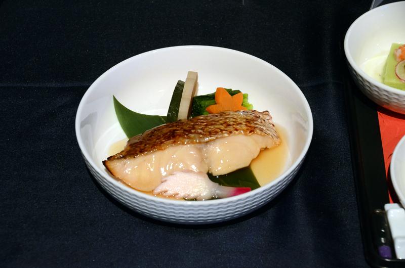 メイン(魚の煮付け)