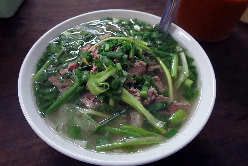 フォーはハノイなどベトナム北部の料理