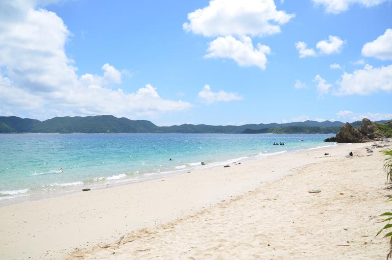 奄美大島の綺麗な海でゆったり過ごす休日に出かけてみませんか