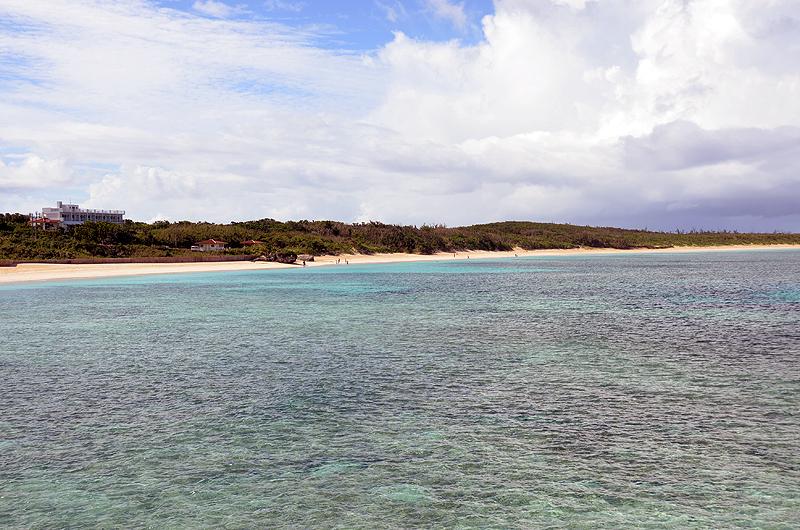 石垣港から船で約1時間で行くことができる波照間島