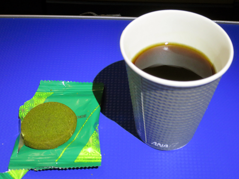 コーヒーと抹茶クッキー