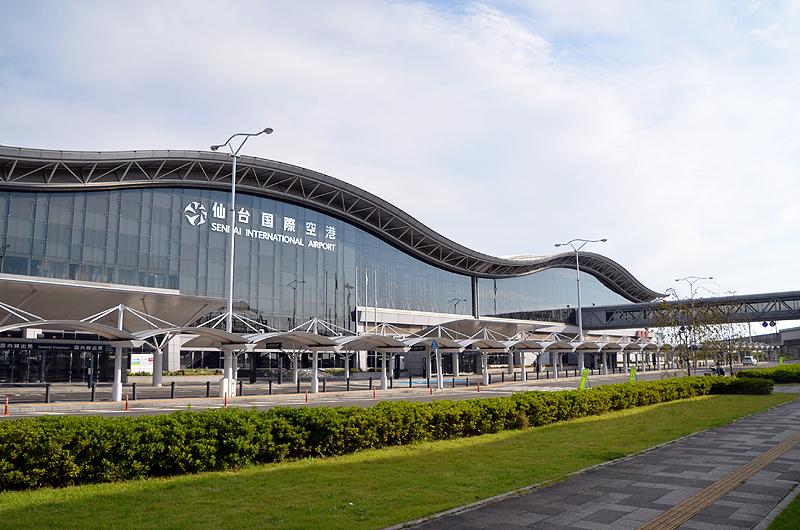 ピーチの第3拠点としてスタートした仙台国際空港