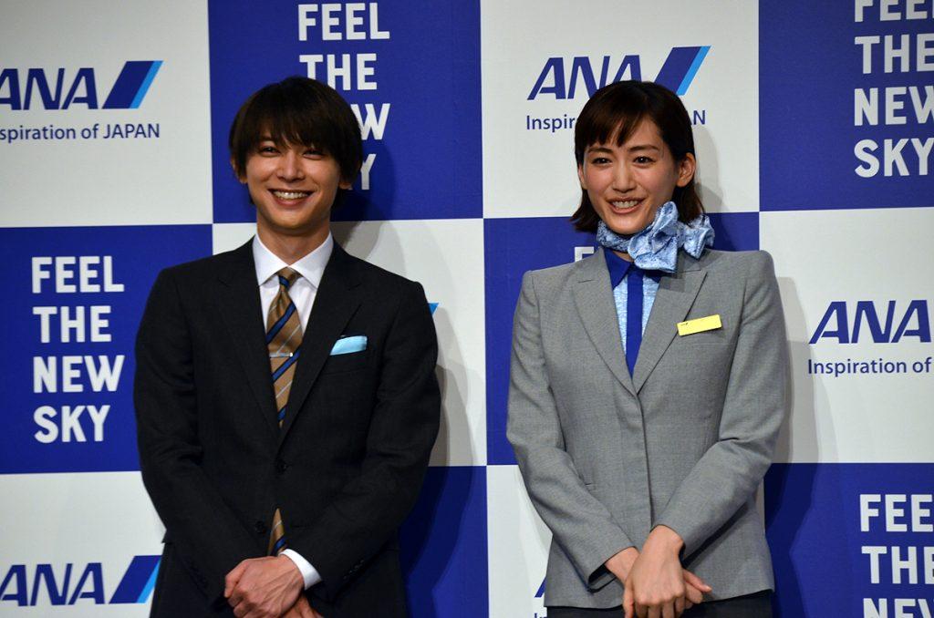 綾瀬はるかさんと吉沢亮さん
