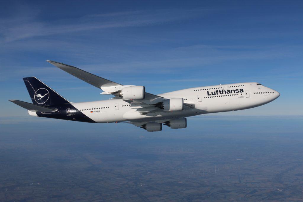 ルフトハンザの新ブランドデザインが発表。約30年ぶりに機体デザインを一新する(写真提供:ルフトハンザドイツ航空)