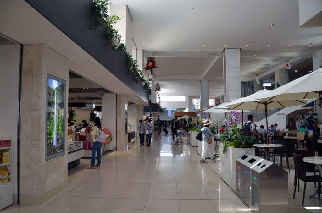 石垣空港は今年3月7日に開港5周年を迎えた
