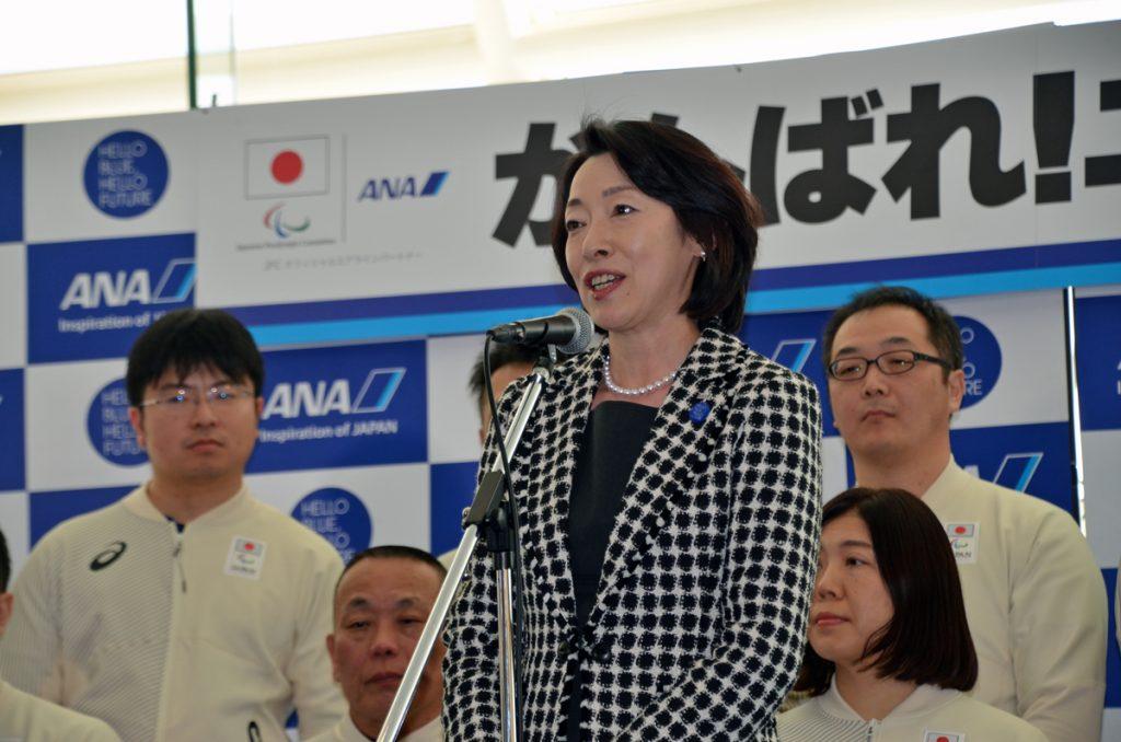 ANAの山本ひとみ取締役執行役員