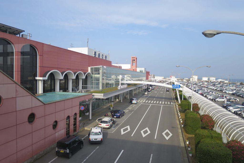 長崎空港ターミナルビル