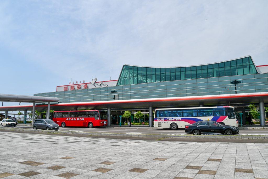 釧路空港ターミナルビル