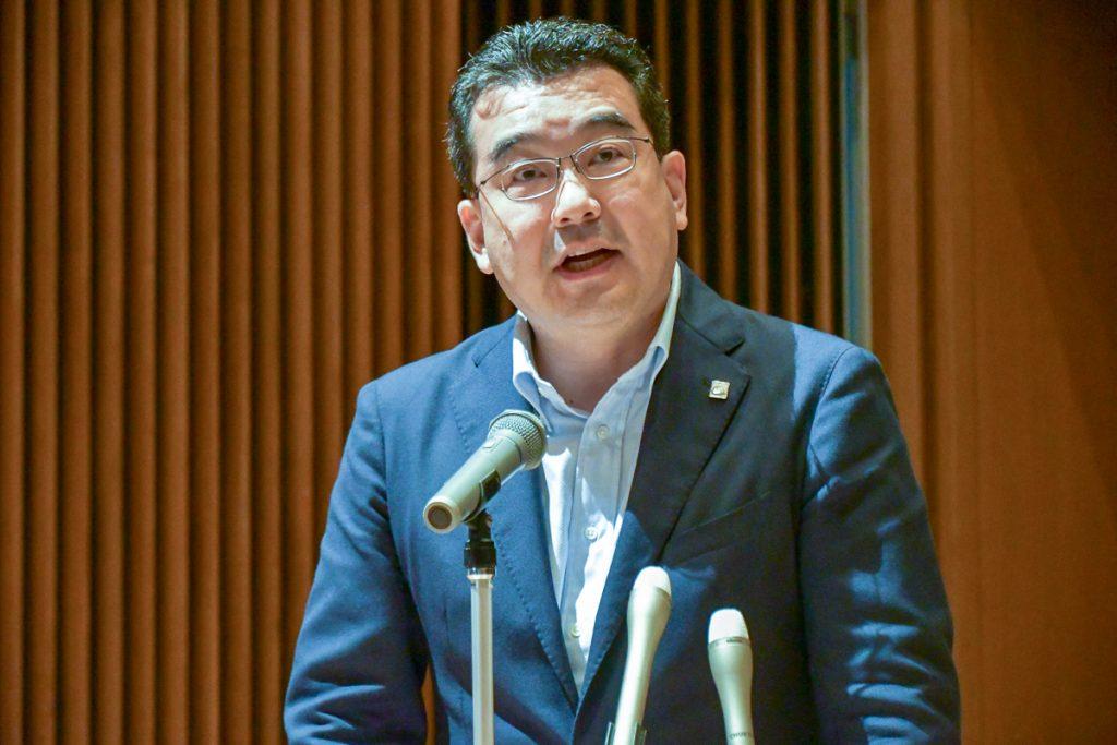 中部国際空港営業企画部長鈴木健一氏