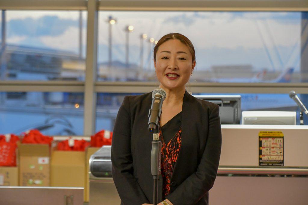 エアアジア・ジャパンのジェニー麻友子若菜取締役社長