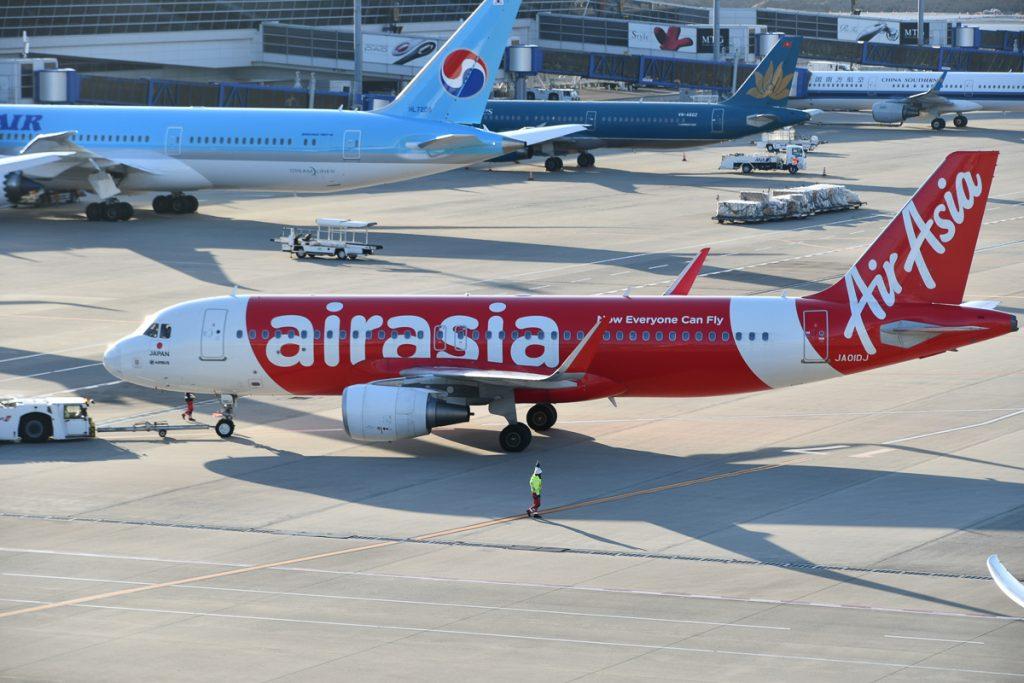 エアアジア・ジャパンのエアバスA320型機